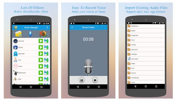 voice changer app during call